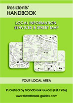 Free Street Maps included in Handbook